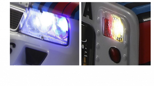 Lancia Beta Montecarlo - Scale LED Unit Set System