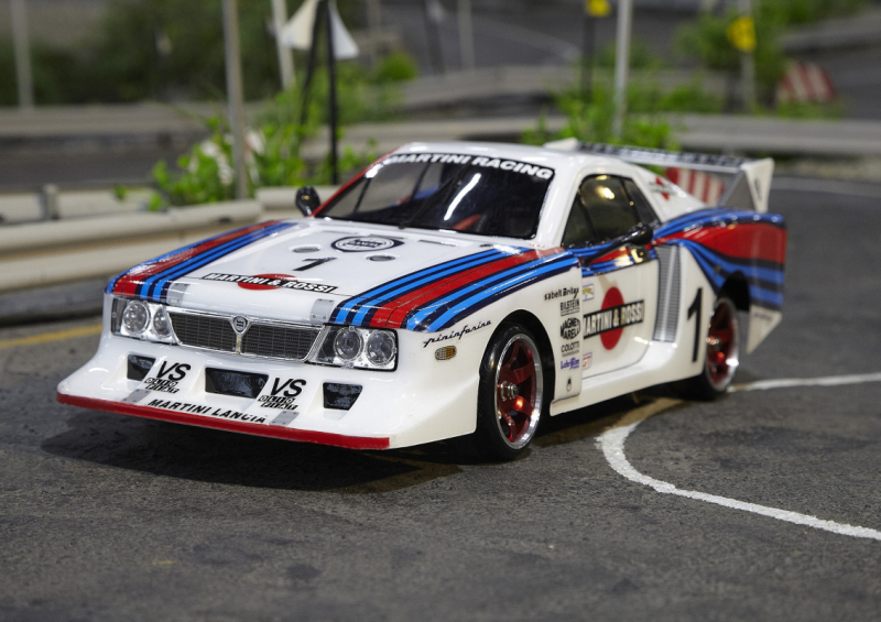 Lancia Beta Montecarlo 1/10 Scale Touring car from Killerbody