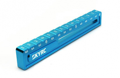 SkyRC Chassis Droop Gauge 4.0-6.6mm