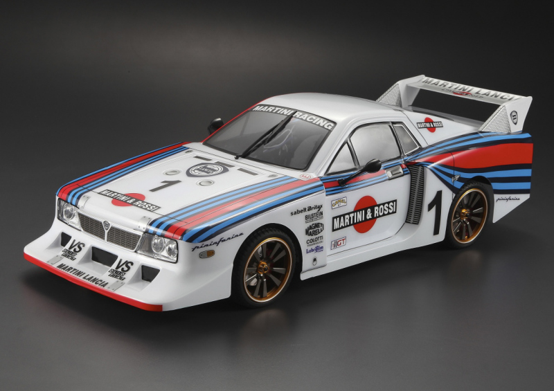 Touringcar Body Lancia Beta Montecarlo