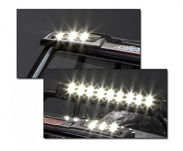 Horri-Bull Crawler - Light Bar