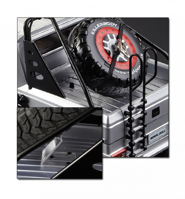 Horri-Bull Crawler - Spare Tire