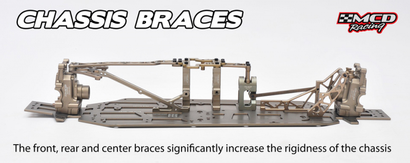 MCD RR5 Chassis Braces