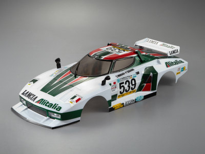 Lancia Stratos 1977 Giro d'Italia (1/10), Rally Racing body, RTU all-in