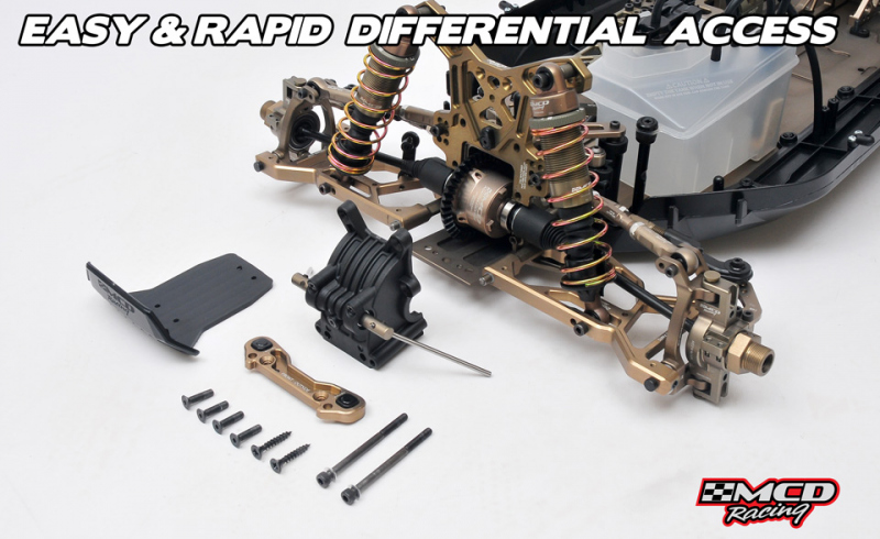 MCD RR5 Easy & Rapid Differential Access