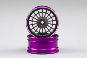 Toyota Crown Athlete Alloy Rims (gray / purple)