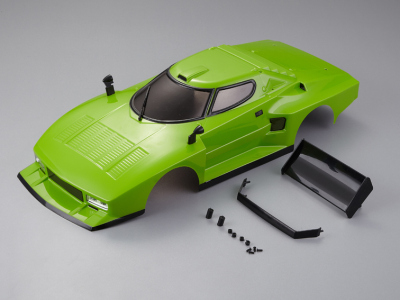 Lancia Stratos 1977 Giro d'Italia (1/10), green body, RTU all-in