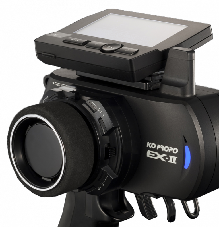 KoPropo EX-2 KIY 2 Compact and Light weight