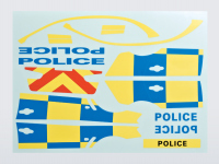 Decal set - Police