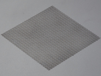 "Stainless steel mat ""hexagon"""