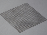 "Stainless steel mat ""oval"""