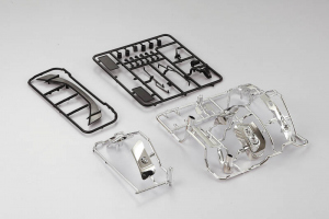 Subaru BRZ - Plastic Part Set