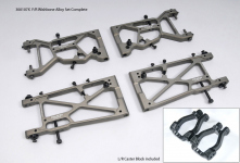 MCD Alloy Wishbones 5 Series