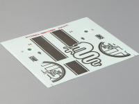 Decal set - Alfa Romeo TZ3 Corsa