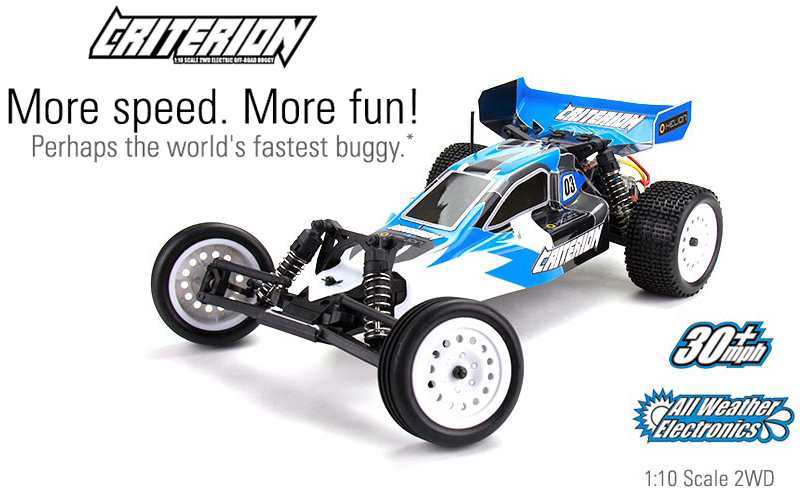 Helion Criterion 2WD